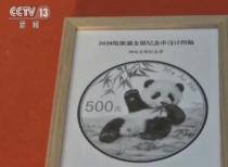 看过来!2020版熊猫金币与观众正式见面